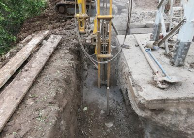 Rock Anchor and Screw Pile Design