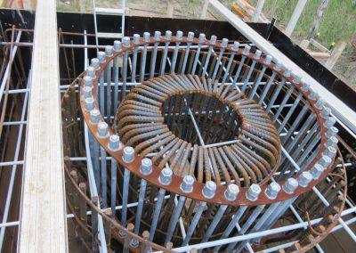 Pile, Circular Cage Design