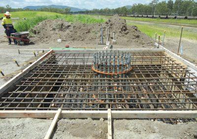 Mono pole Design (Steel & Concrete)